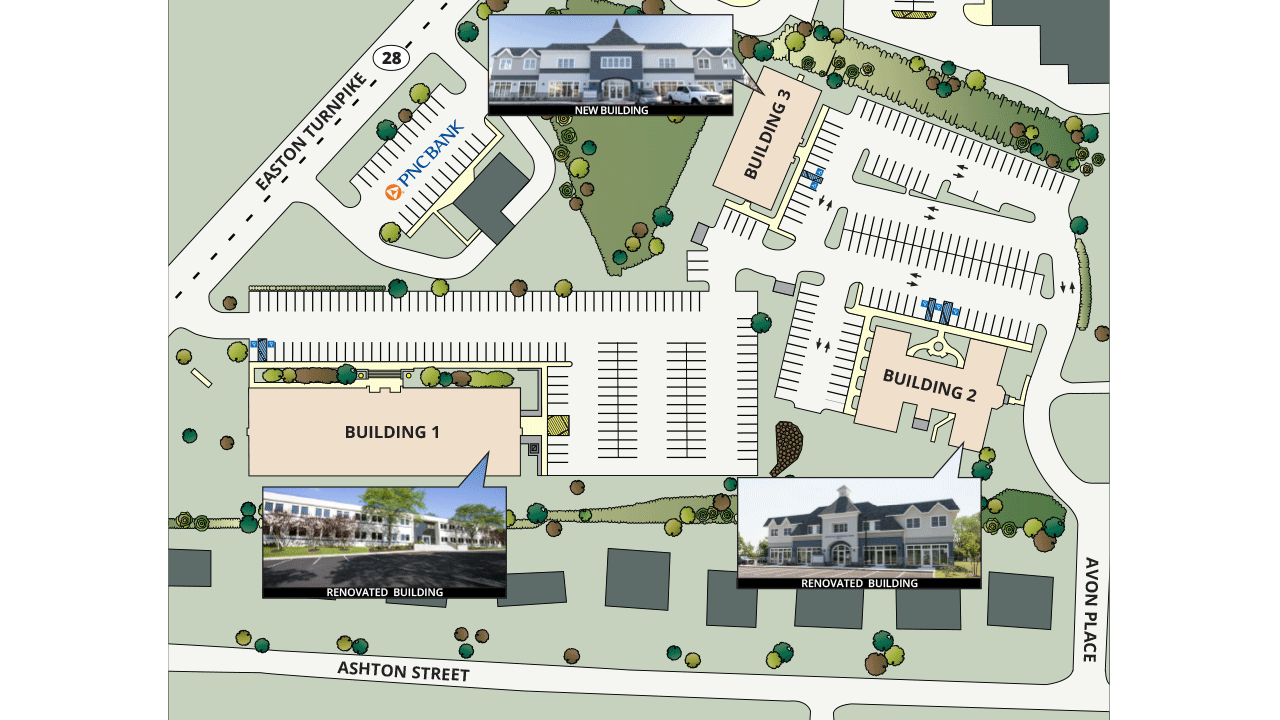 Site Plan Raritan Valley Professional Center