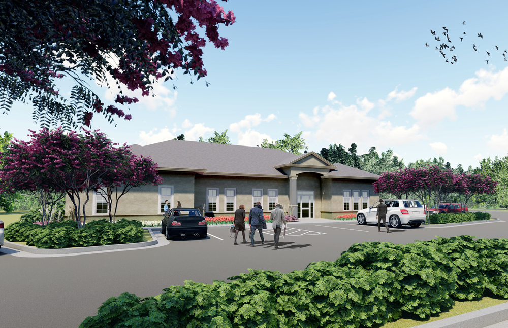West Wheeler Build-to-Suit Office