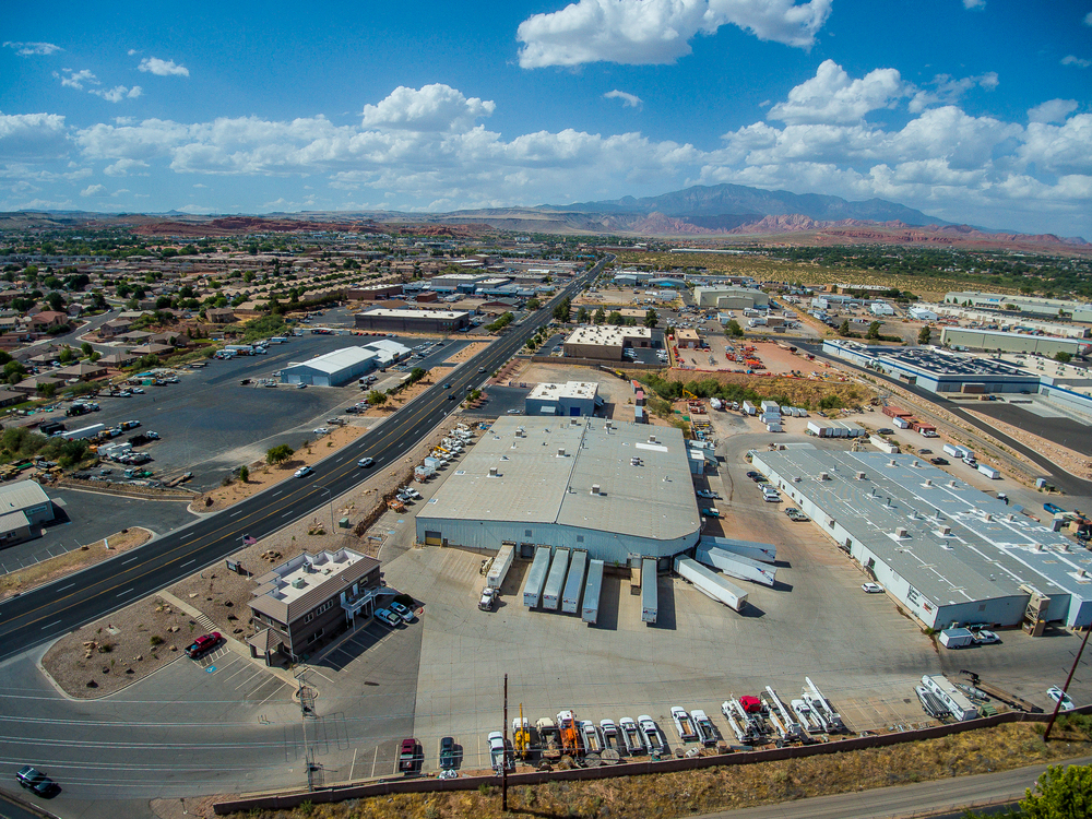 Manufacturing/Distribution Facility near I-15 and Costco