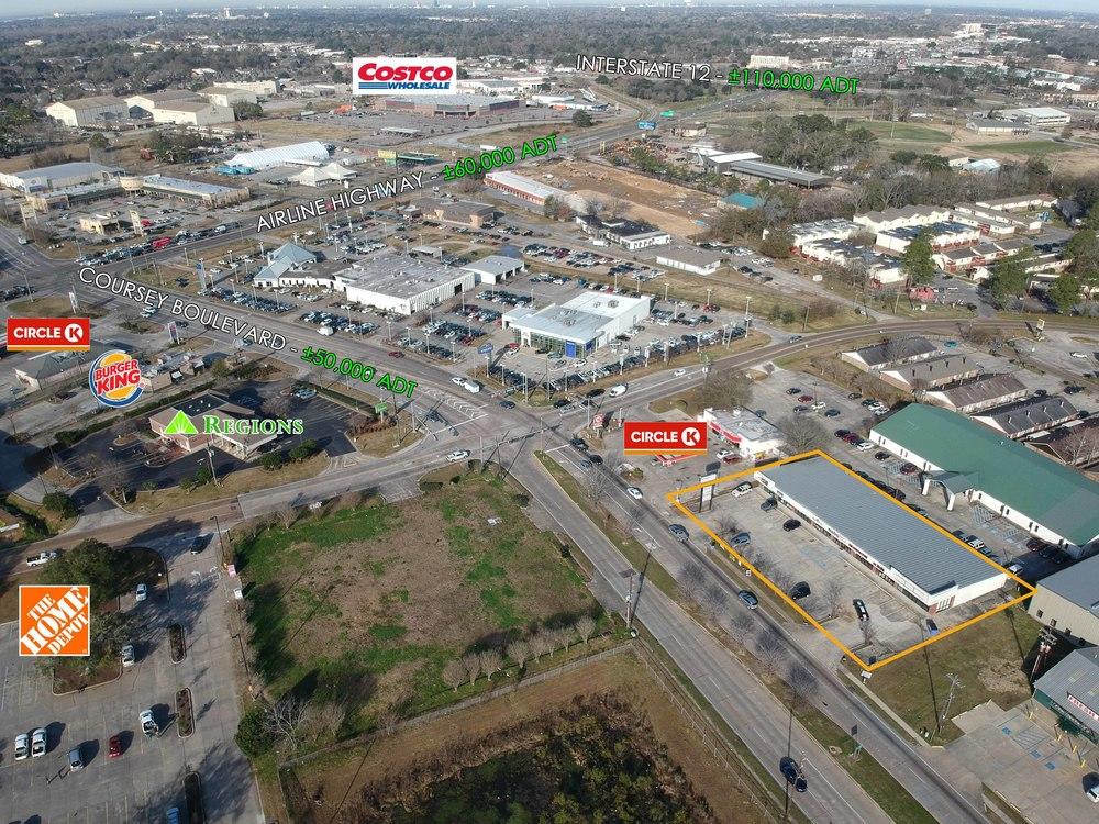 Coursey Boulevard Retail at Cedarcrest