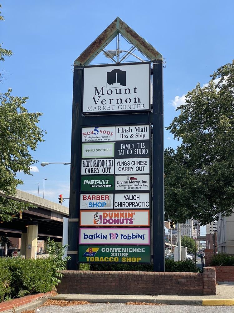 Mt. Vernon Market Center