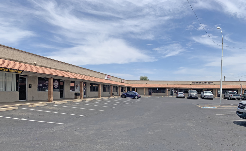 Northern Plaza Retail Center