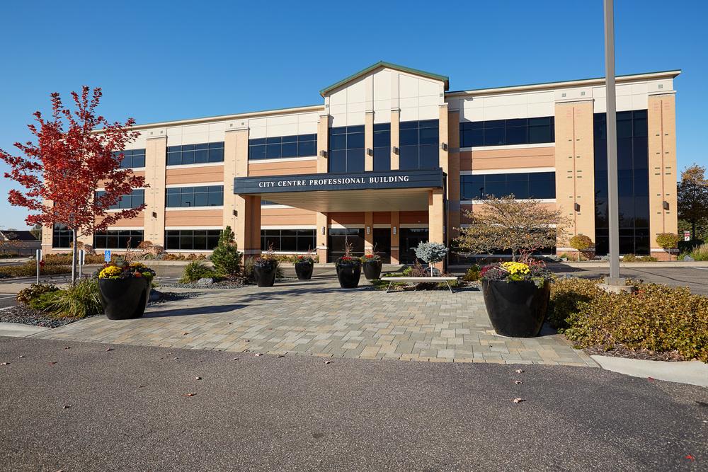 City Centre Professional Building<br/><div>1625 Radio Drive</div><div>Woodbury, MN 55125</div>