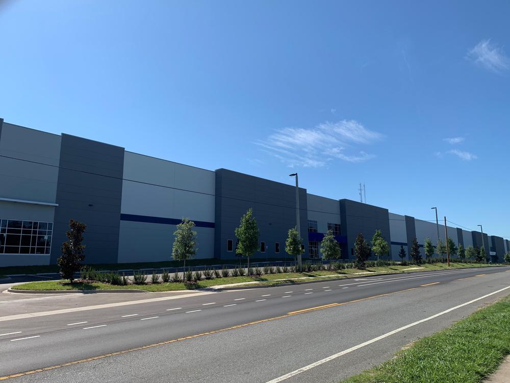 Mango I-4 Logistics Center<br/><div>6337 CR-579</div><div>Seffner, FL 33584</div>