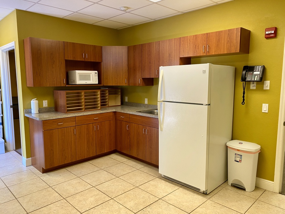 Large Break Room/Kitchenette
