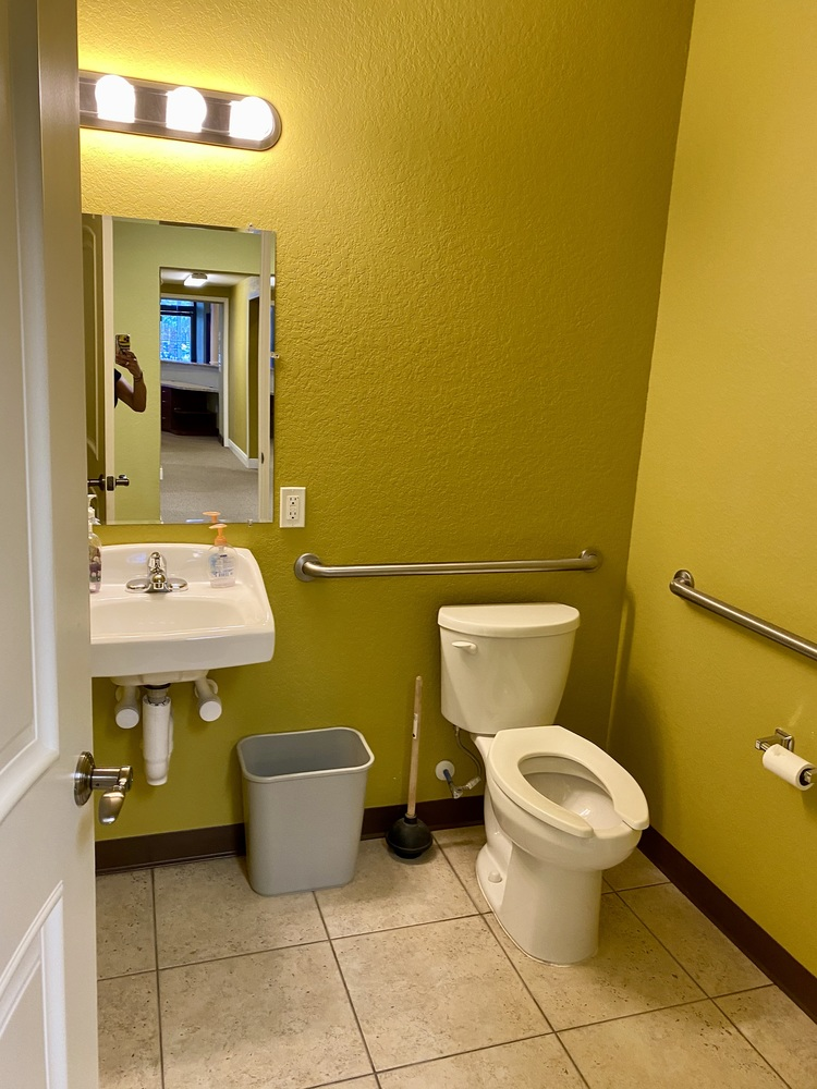 ADA Employee Bathroom