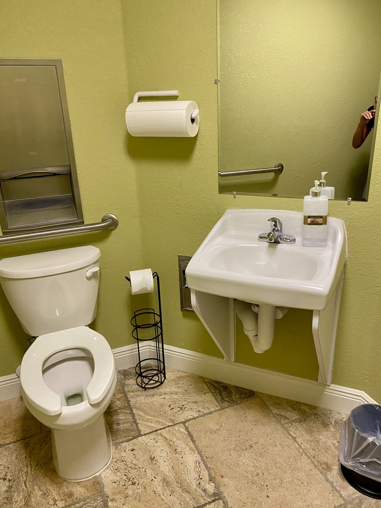 ADA Patient Bathroom