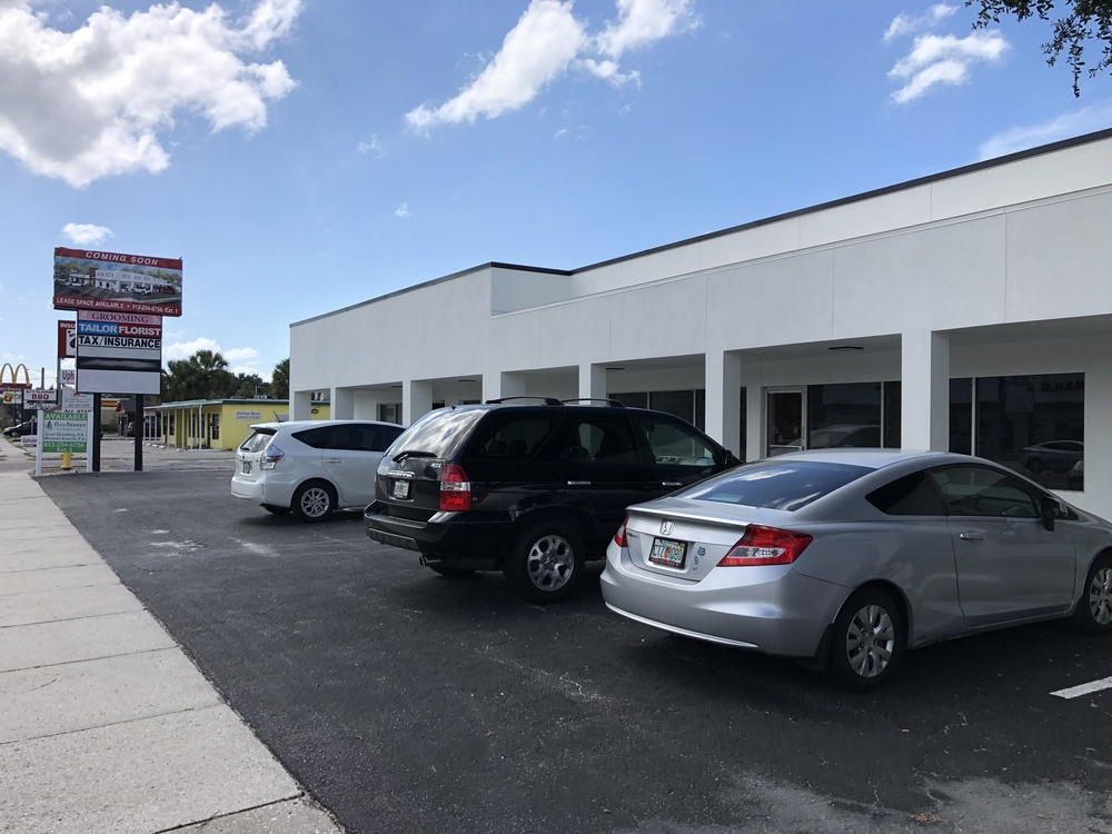 South Tampa Retail For Lease