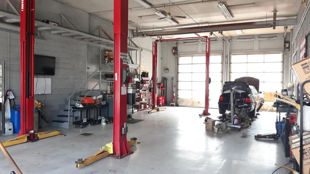 High Tech Auto Repair