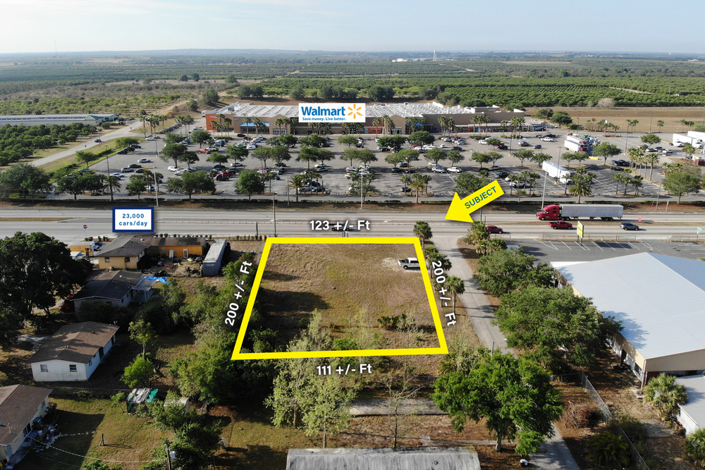 State Road 60 East Vacant Lot – 3 Carters Subway