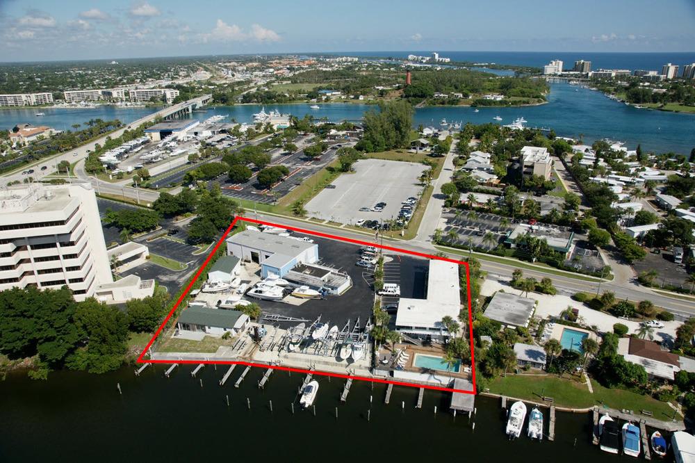 Jupiter Waterfront Development Site