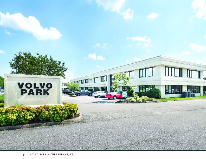 Volvo Office Park