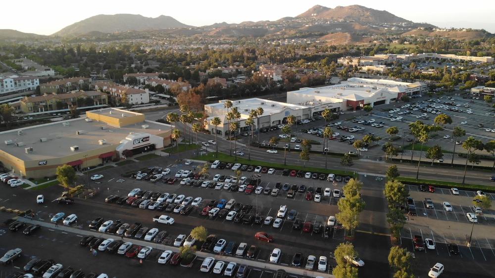 Corona Hills Plaza