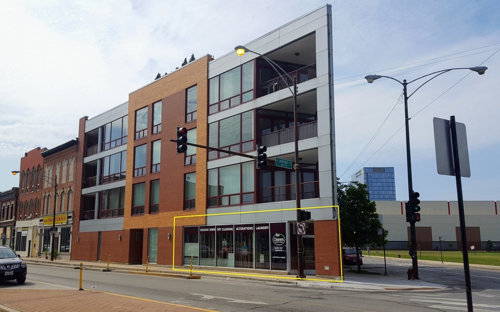 Retail / Office Space For Lease