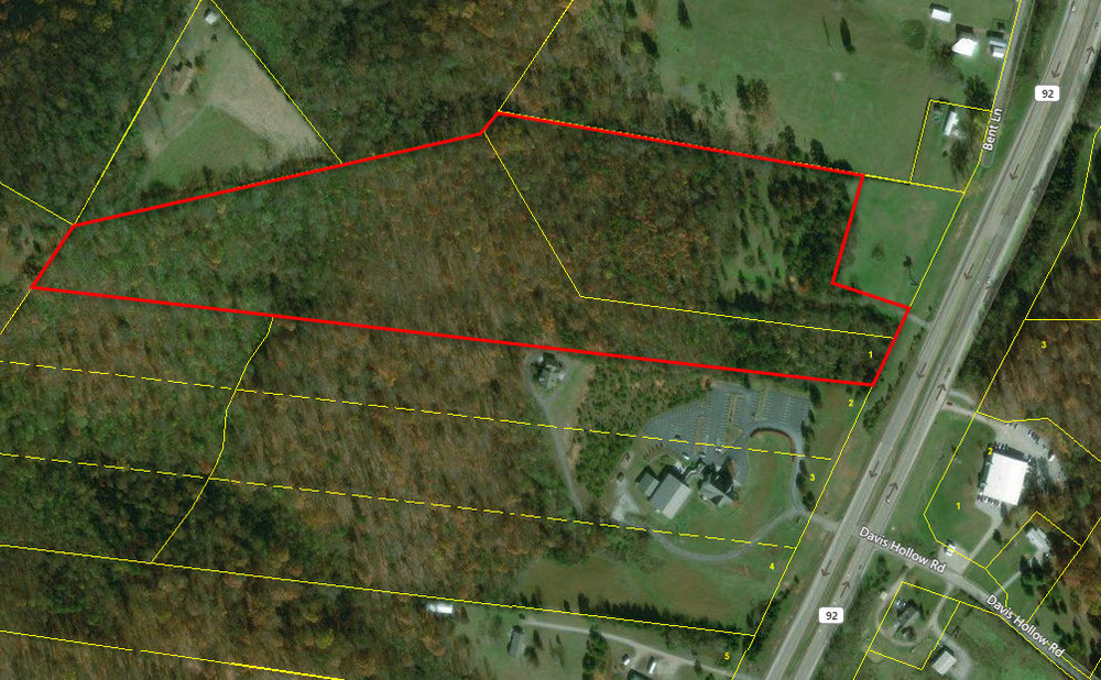 Multifamily/Commercial Land
