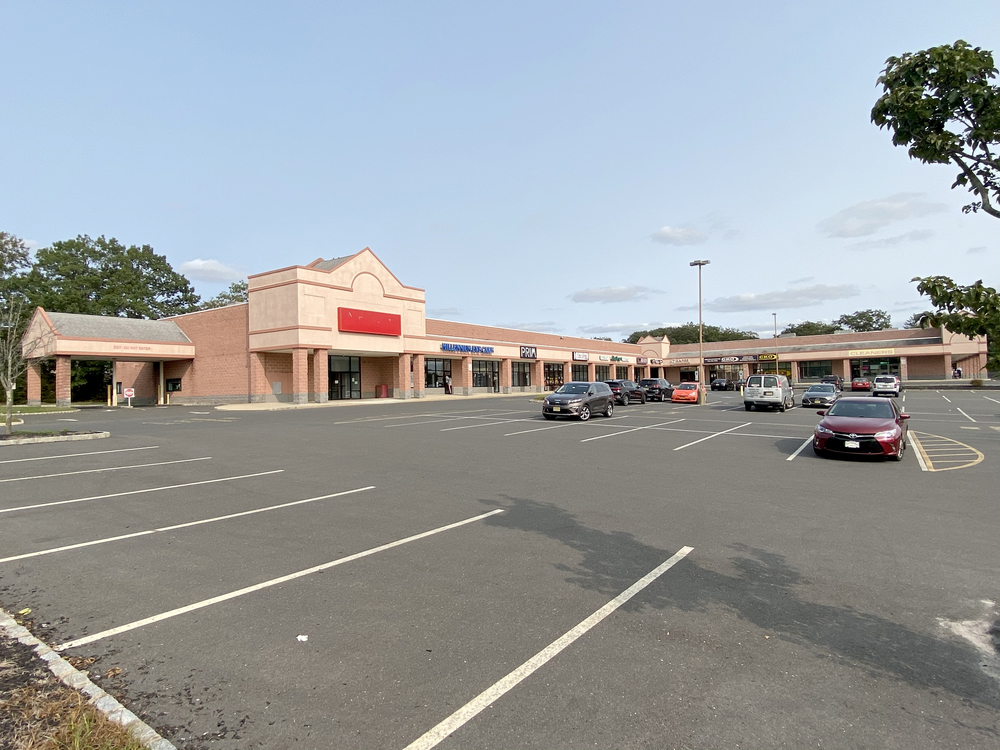 Grocery-Anchored Shopping Center