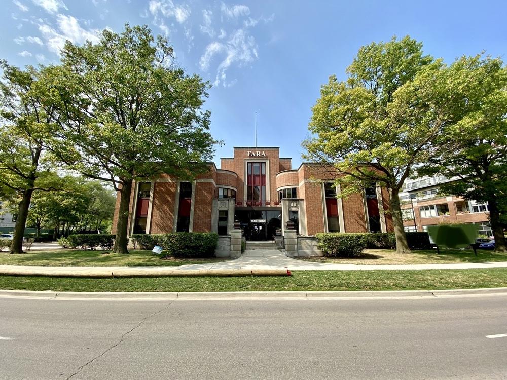 1740 Ridge Avenue Office Building