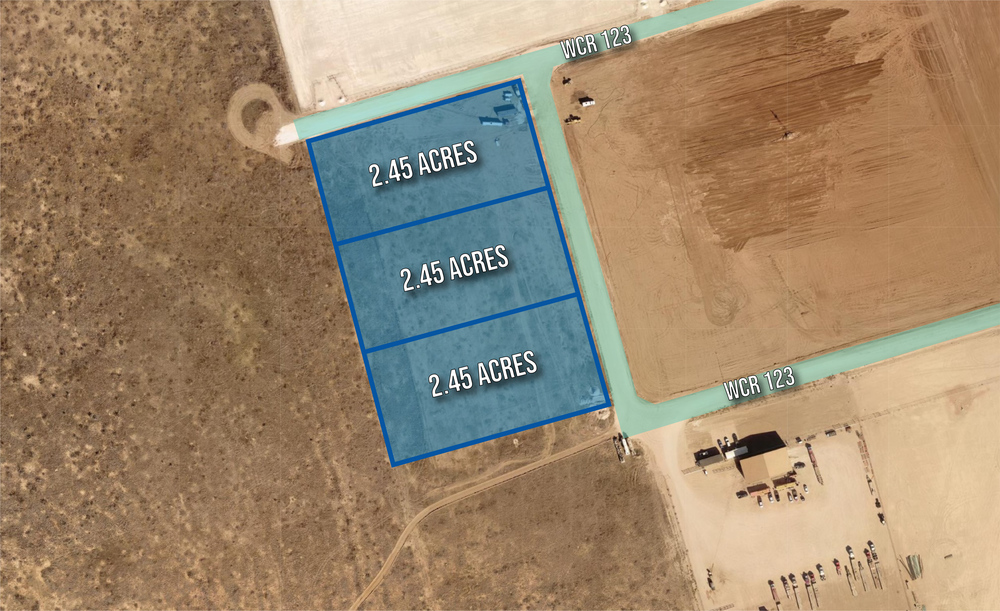 7.36 Acres For Development or Build to Suit