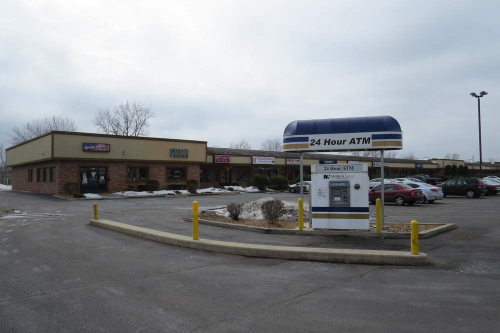 Griff-land Plaza