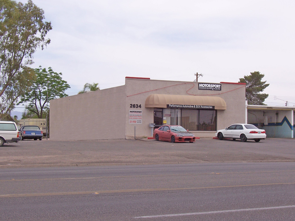 1st Avenue North of Grant