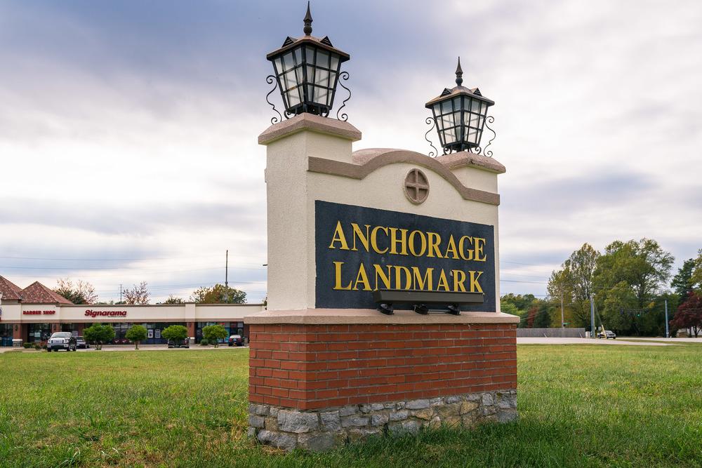 Anchorage Landmark