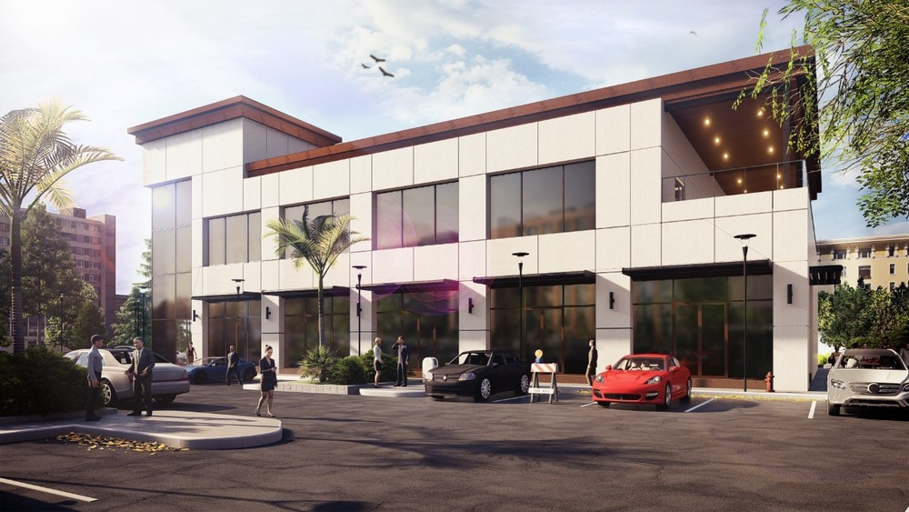 Class A Office / Medical Space For Lease