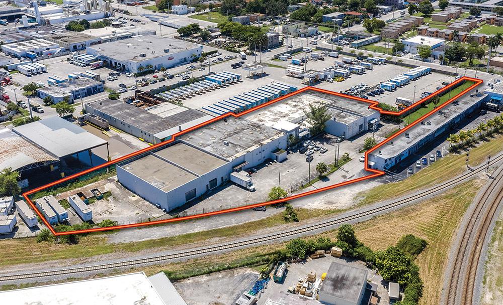 Little River Industrial<br/><div>240-300 NE 72nd Street</div><div>Miami, FL 33138</div>