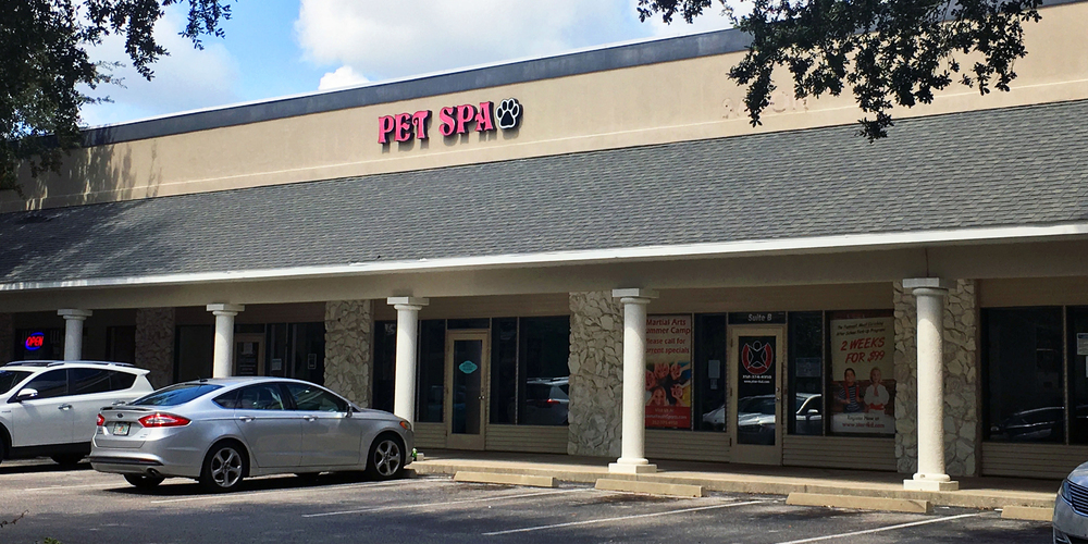 Retail Space For Lease Off Newberry Road