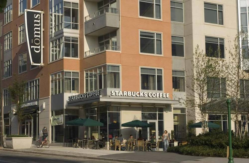 Corner Retail Spaces Available in University City