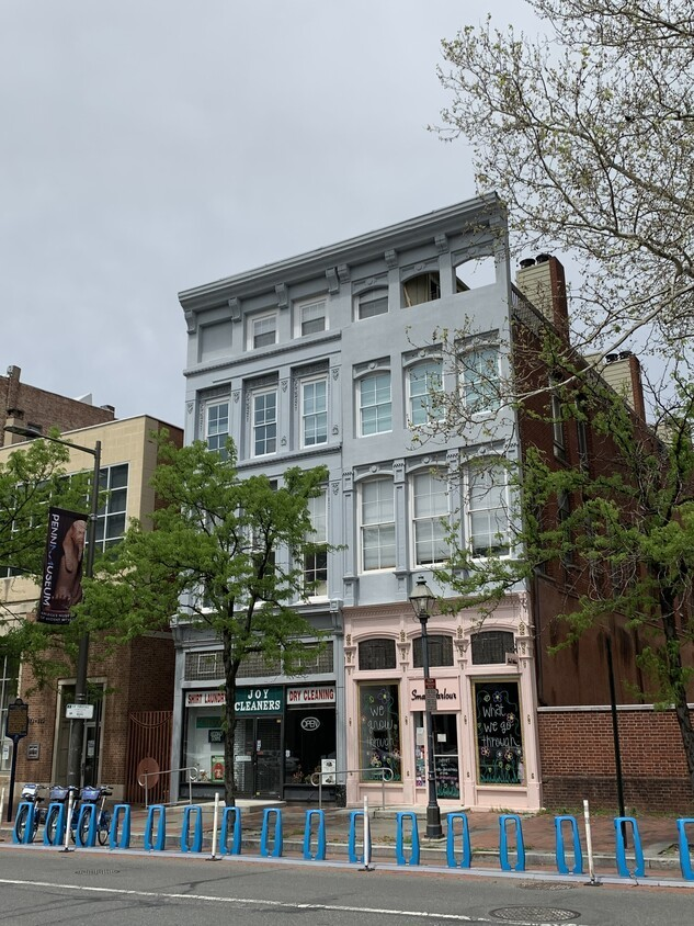 Old City Retail Condo for Lease