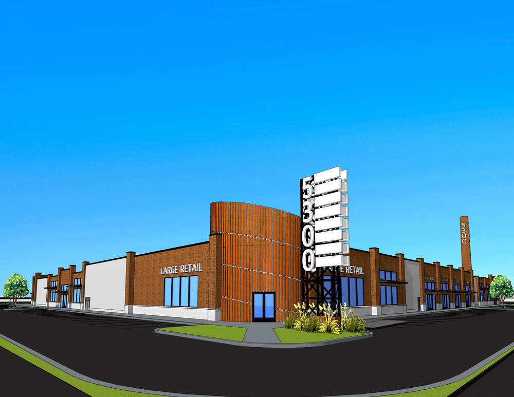 Various Retail Spaces Available for lease- Shops at Whitaker