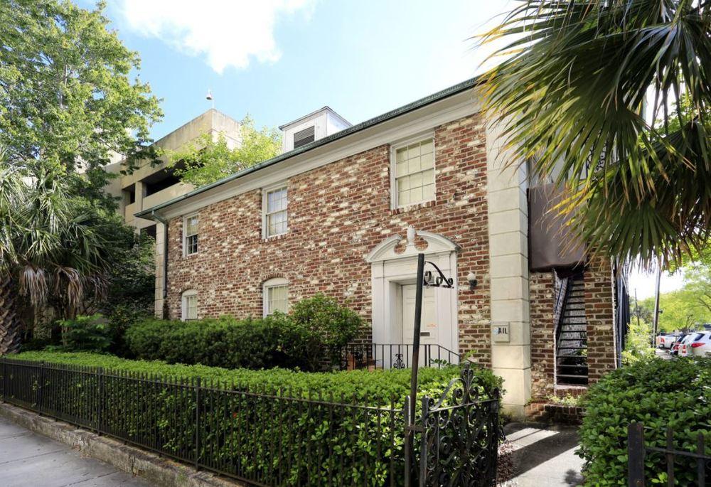 <div>136 Rutledge Avenue</div><div>Charleston, SC 29403</div>