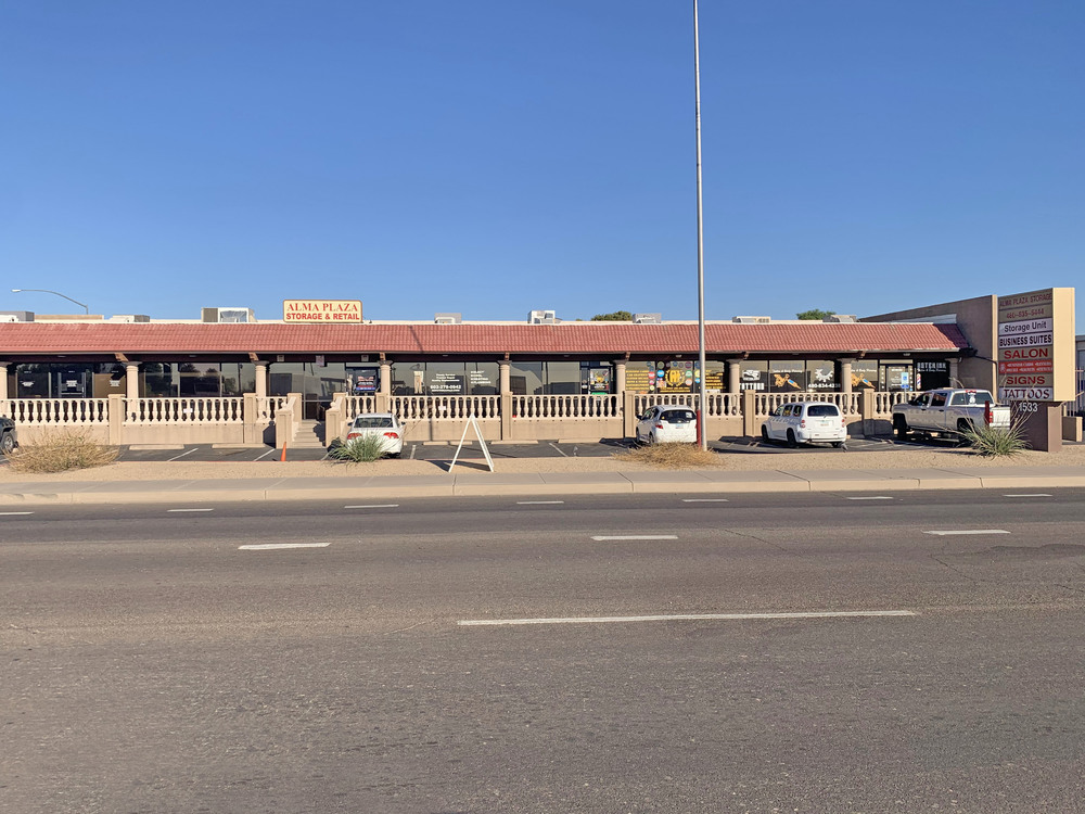 Alma School Plaza