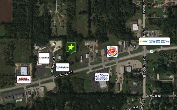 Commercial Development Land, Algoma Township, MI