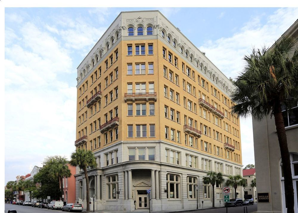 The People's Building<br/><div>18 Broad Street</div><div>Charleston, SC 29401</div>