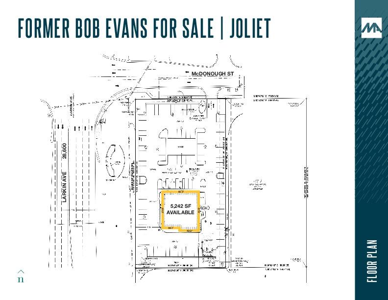Former Bob Evans for Sale   Joliet