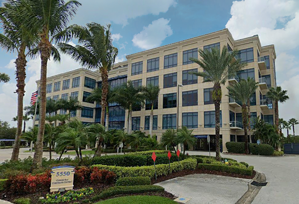 <div>5550 W. Executive Drive</div><div>Tampa, FL 33609</div>