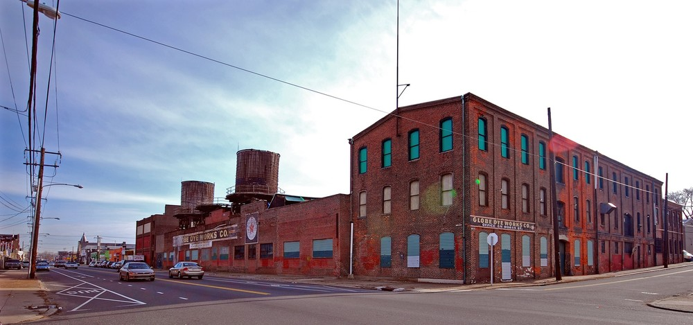 Creative Office/ Flex Space for Lease- Globe Dye Works Building