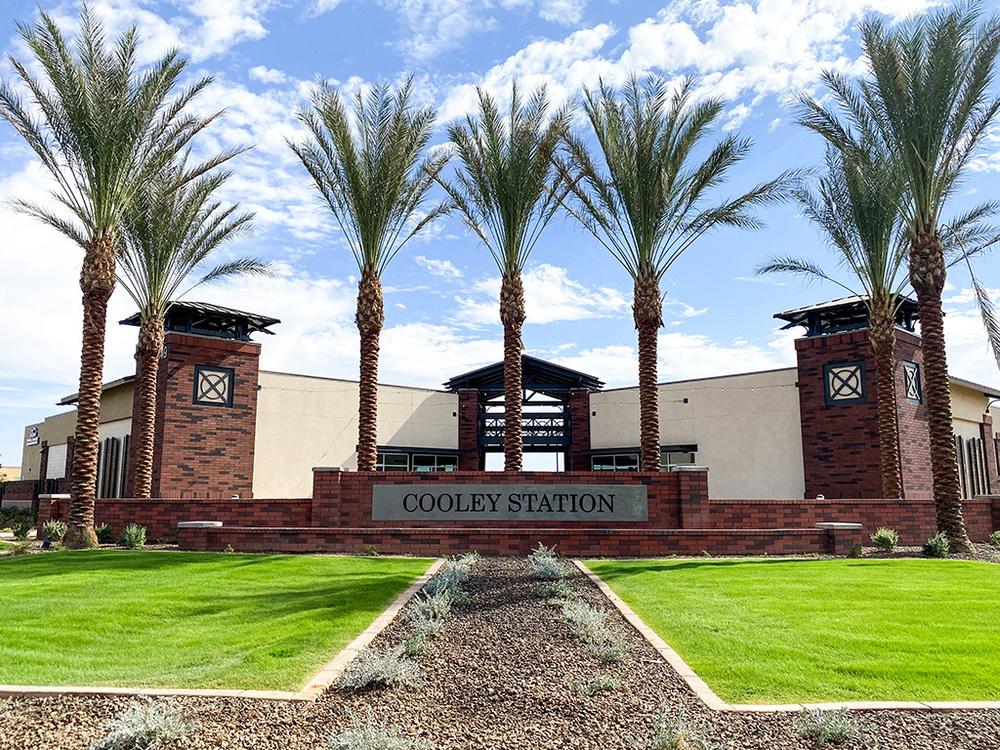 The Post at Cooley Station<br/><div>SEC Williams Field Rd & Recker Rd</div><div>Gilbert, AZ 85295</div>