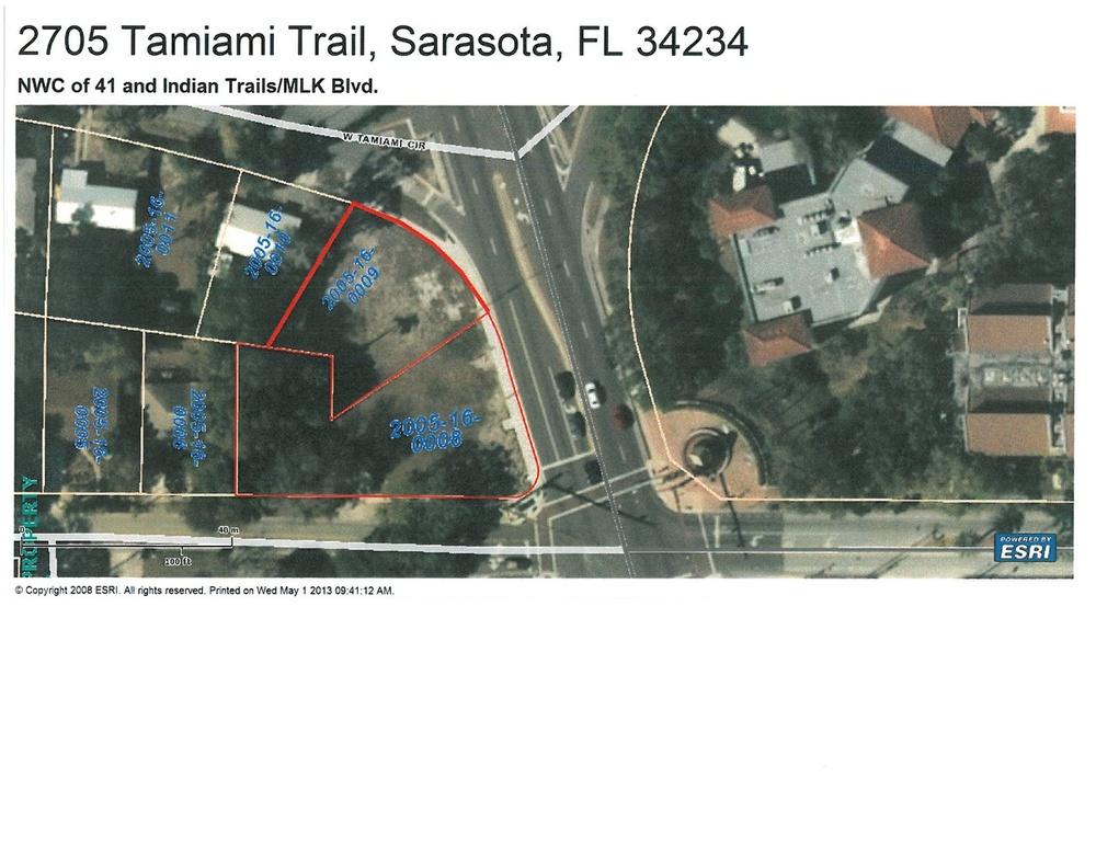 2705 - 2721 N. TAMIAMI TRAIL  2705, Sarasota, FL 34234