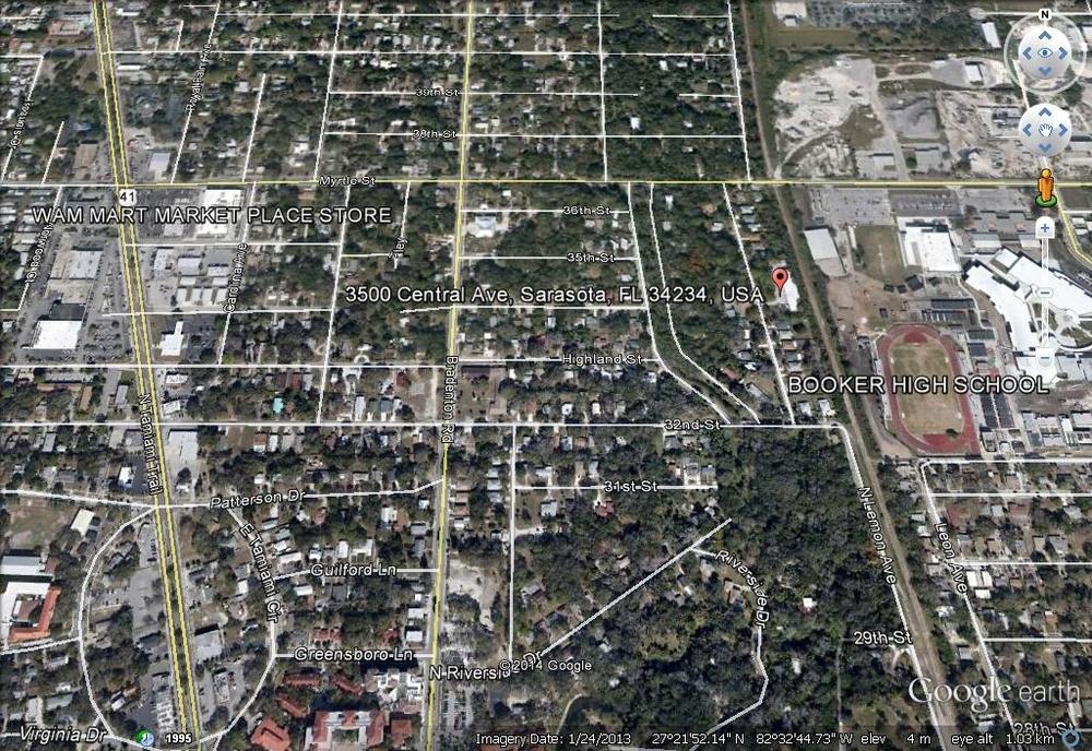 3500 Central Ave, Sarasota, FL 34234