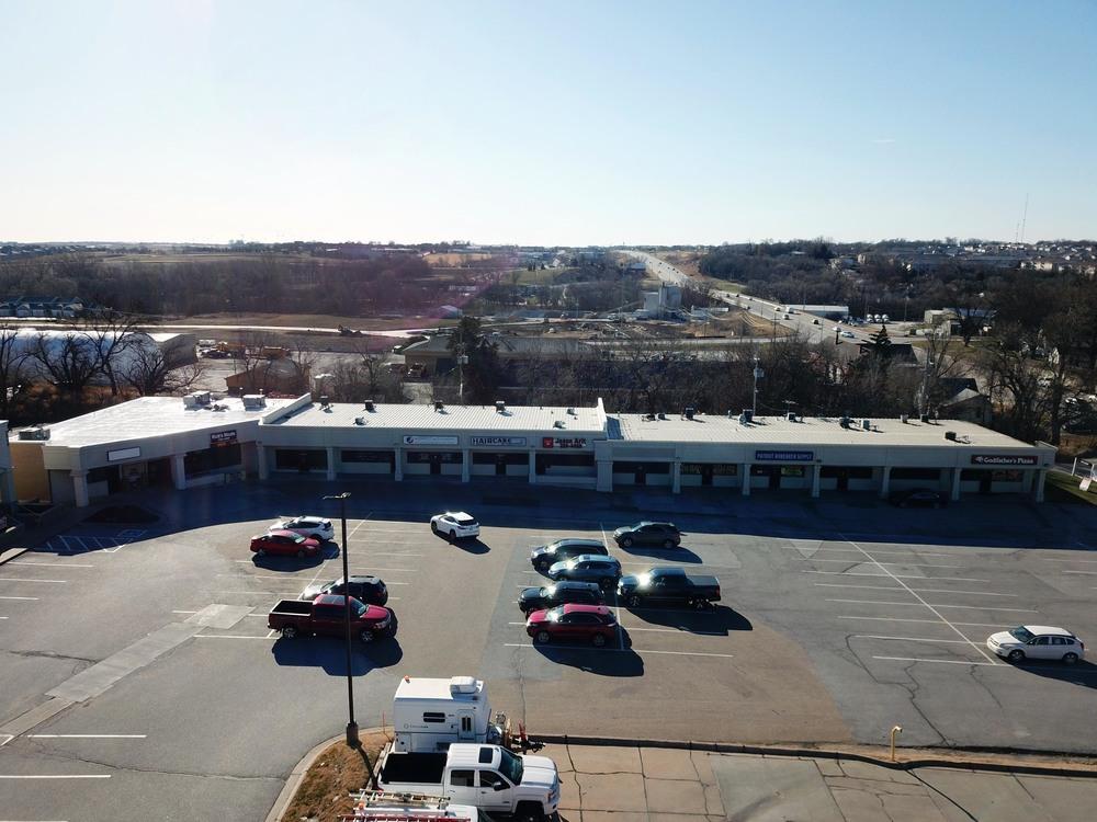Hillrise Shopping Center