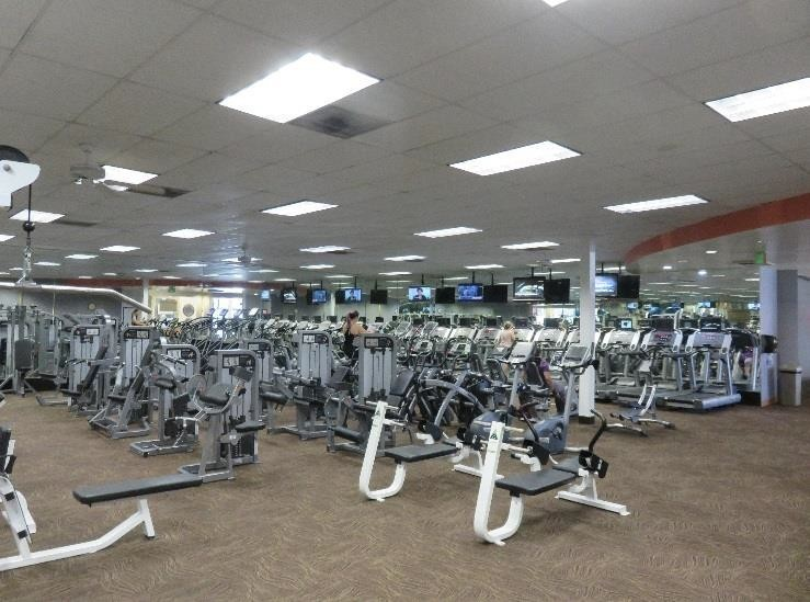 Former Fitness Location or Medical Use