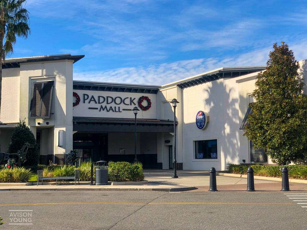 Paddock Mall<br/><div>3100 SW College Rd</div><div>Ocala, FL 34474</div>