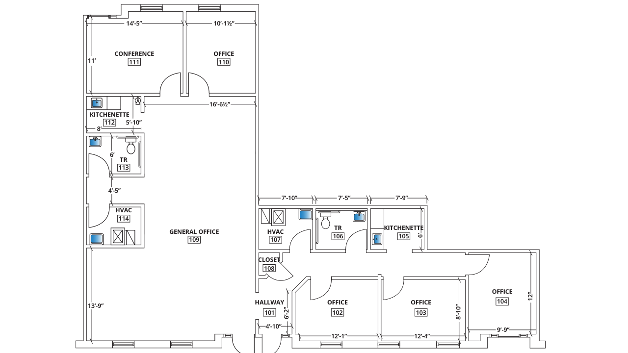 Suite 4-5 Office/Medical
