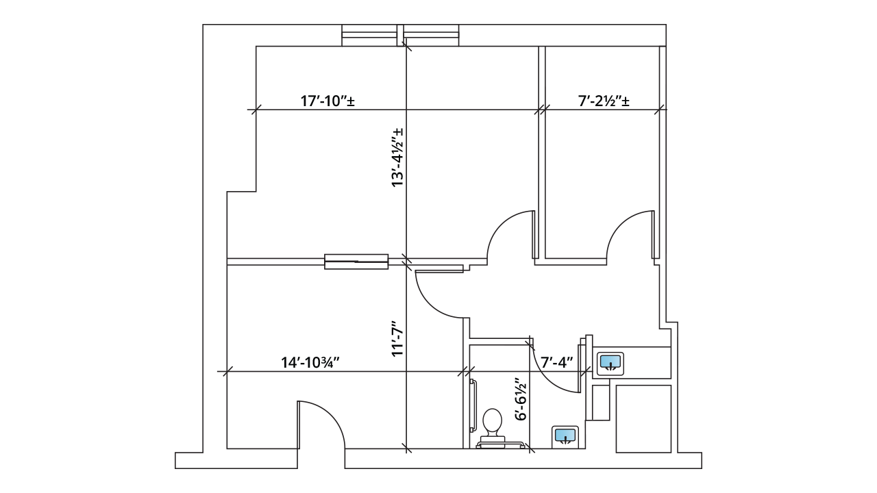 Suites 302 Office/Medical