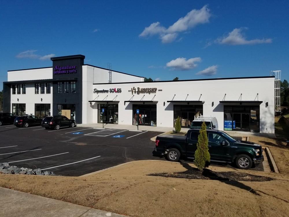 Signature Shops Retail Units