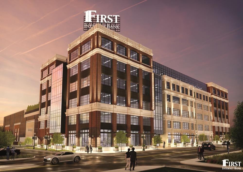 First Internet Bank Headquarters - Retail