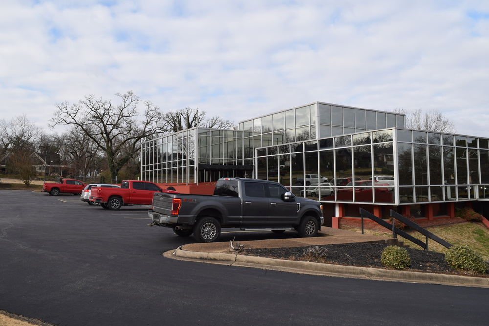 Business Suites in Iconic Batesville Commercial Building