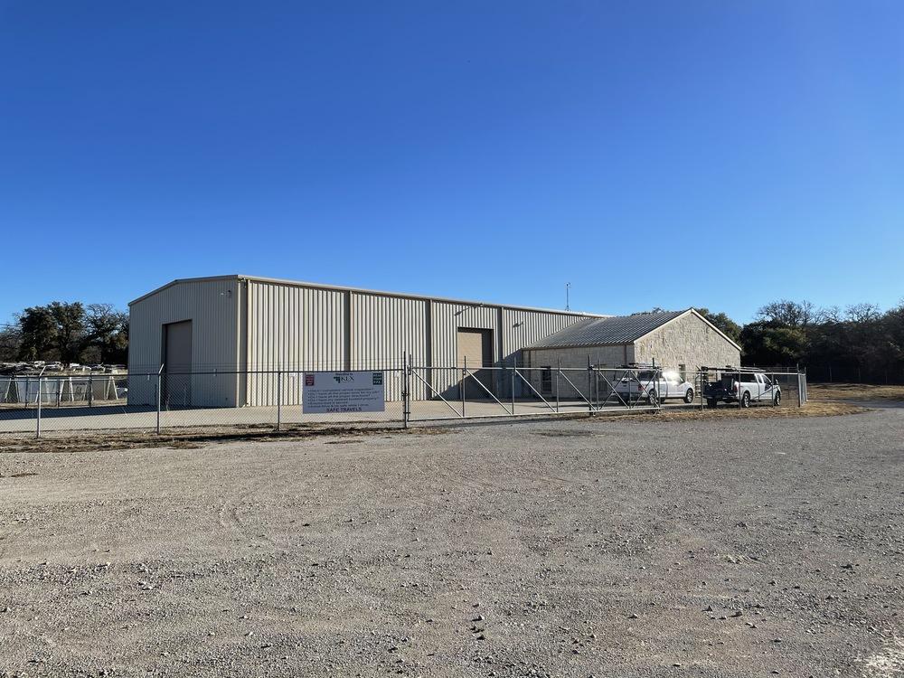 7,750 SF Shop w/ Wash-Bay + Laydown Yard